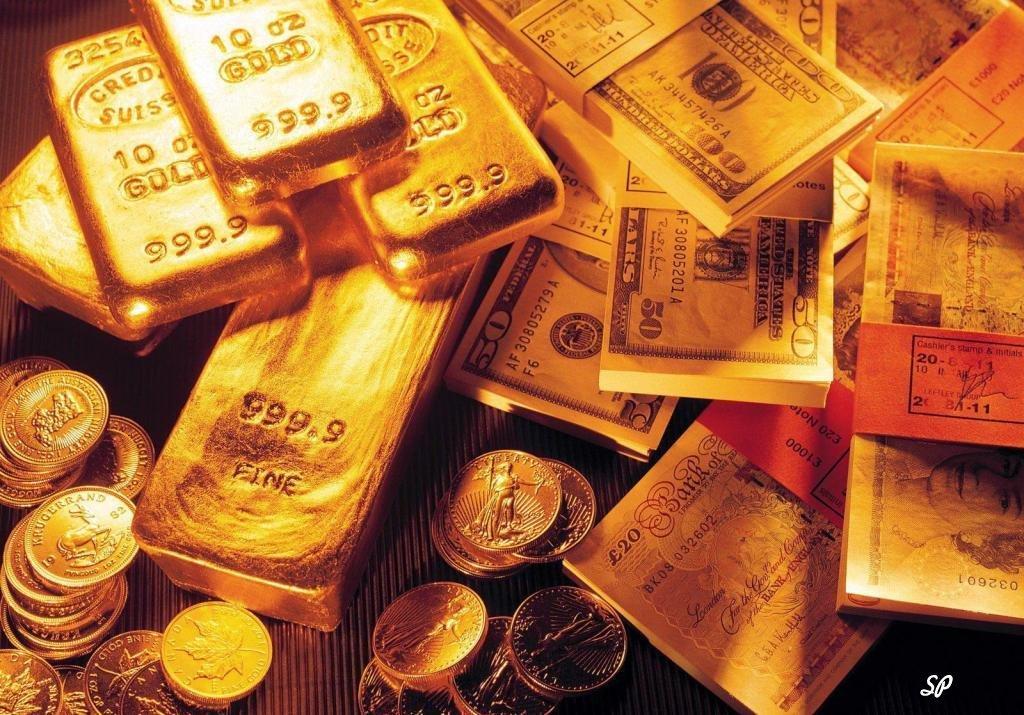 золото спотовый и срочный рынки