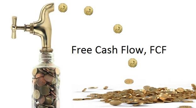 свободный денежный поток разновидность показателя