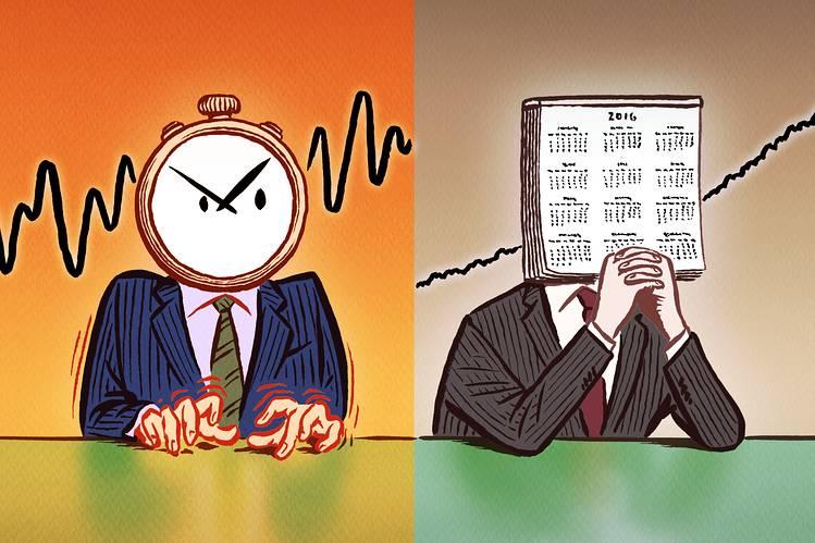 спекулянт и инвестор отличия