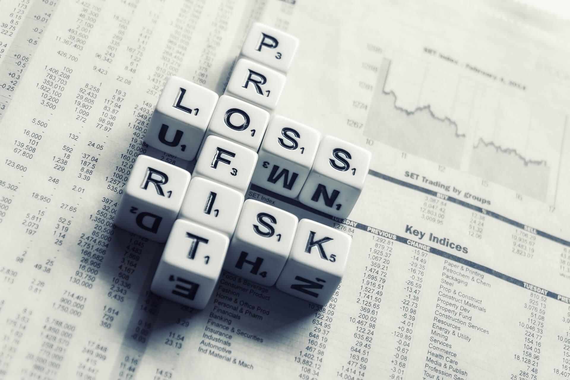 риск-менеджмент соотношение прибыли и убытка