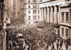 что такое обвал фондового рынка