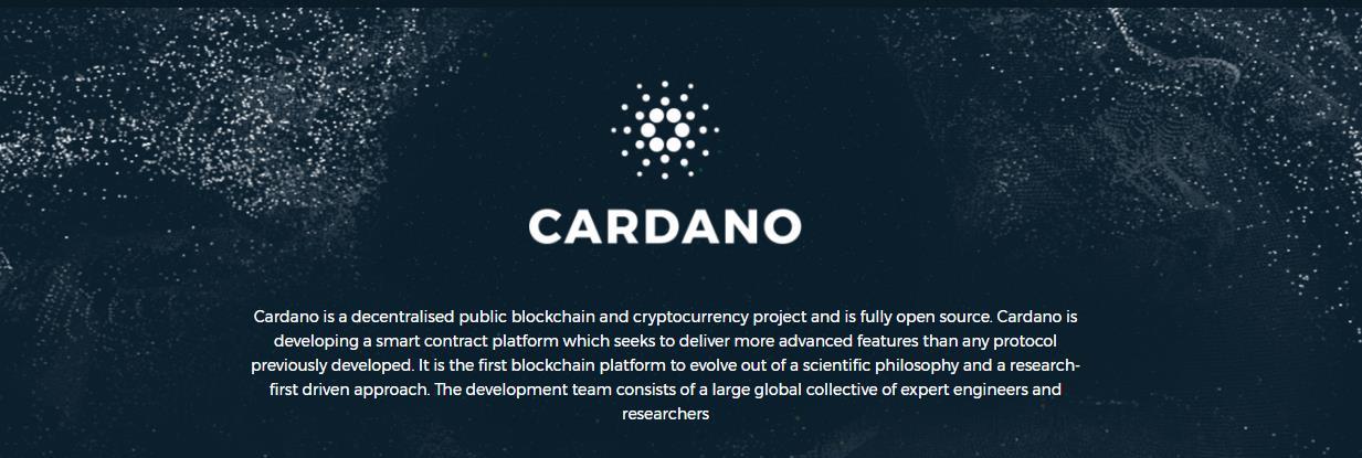 обзор платформы cardano
