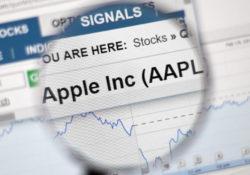 как торговать акции apple