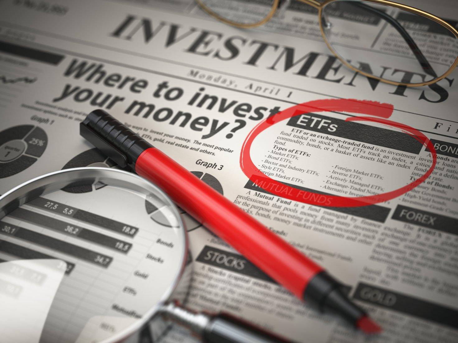 как инвестировать в etf на еврооблигации
