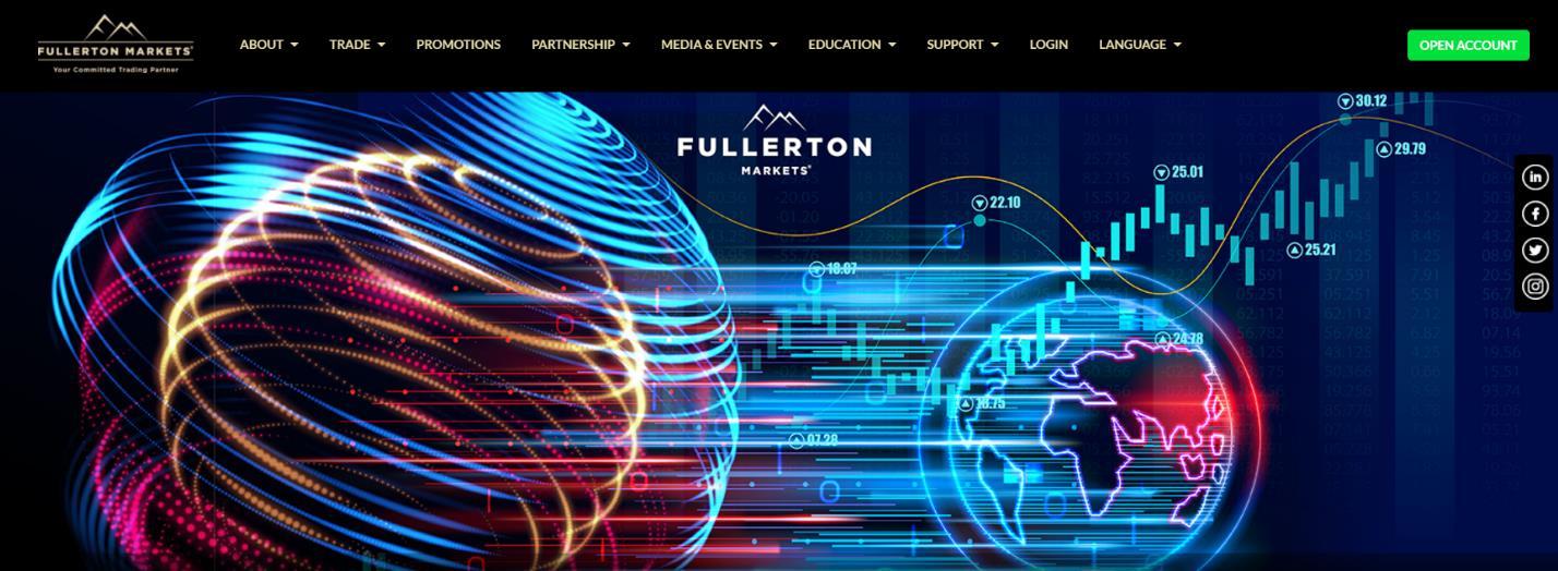 обзор fullerton markets