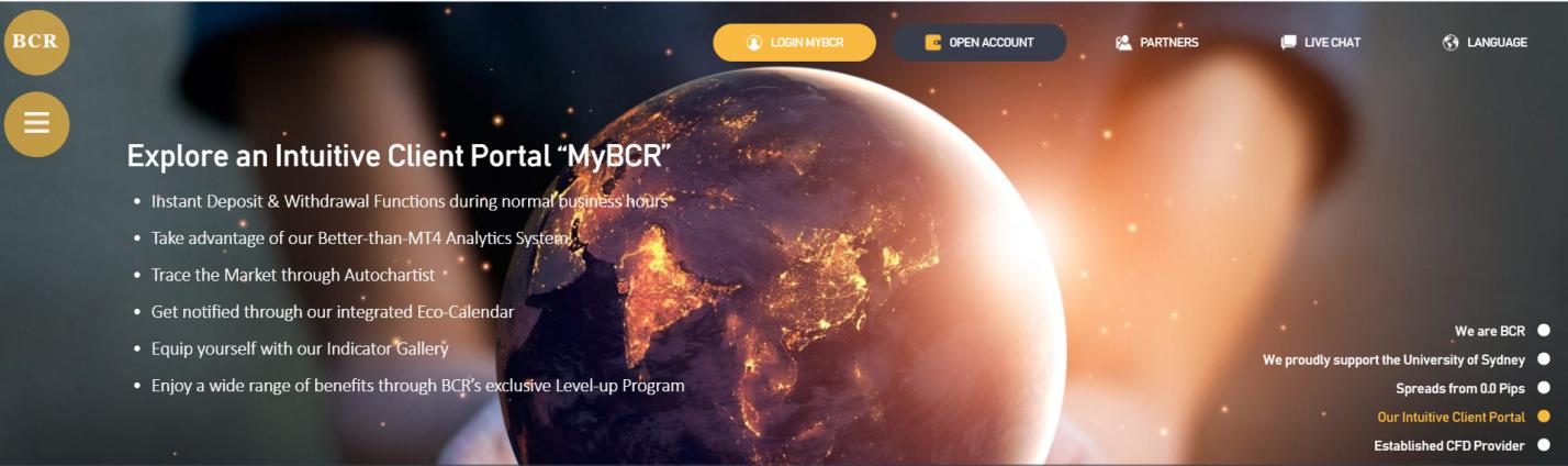 bcr официальный сайт