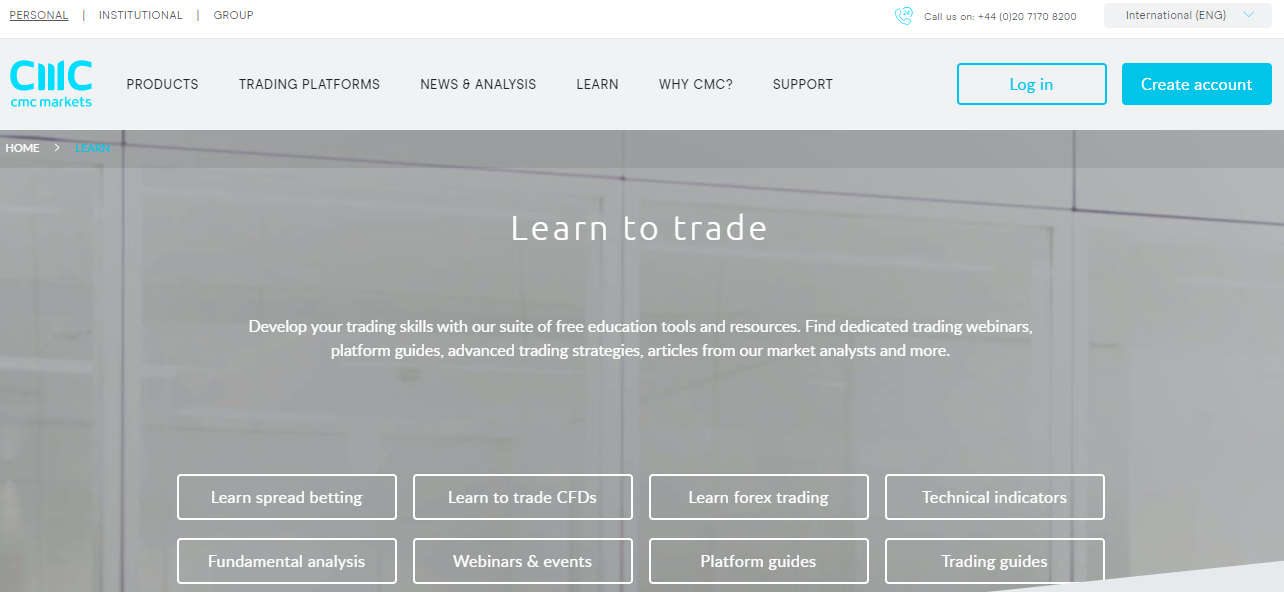 cmc markets обзор компании