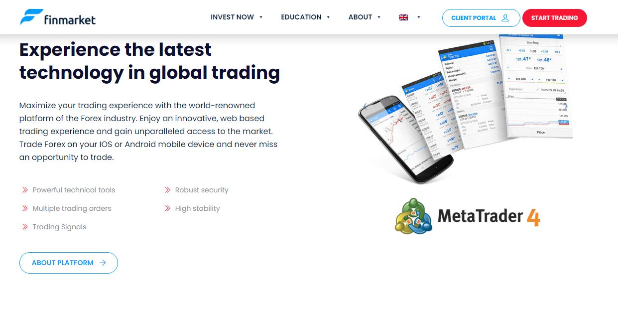 торговые платформы finmarket