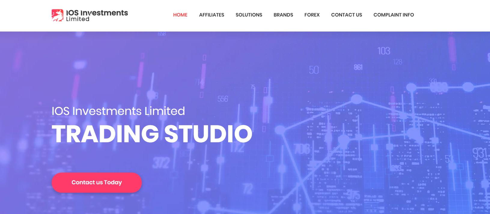 официальный сайт ios investments ltd мошенника
