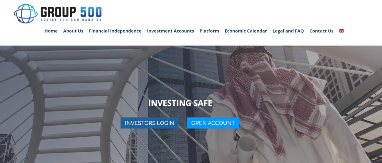 group 500 официальный сайт