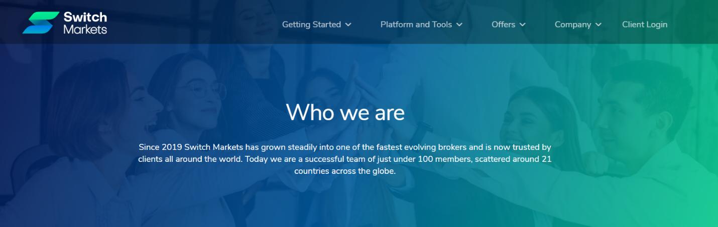 switch markets официальный сайт